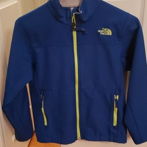 Boys Northface Spring Jacket
